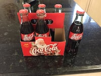 Coca-cola collectible 6 pack Vaughan, L4L 9L8