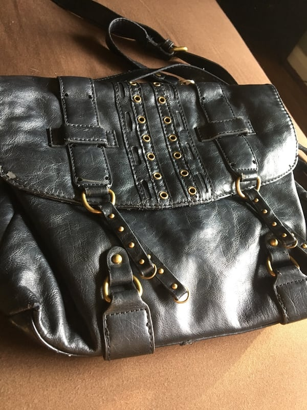 Woman's leather bag  2
