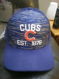 Cubs fitted ball cap