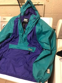 green and purple zip-up hoodie Hyattsville, 20785