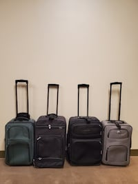 CARRY-ON LUGGAGE - 4 Pieces Arlington, 22204