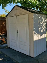 Rubber maid Outdoor shed Concord, 94519