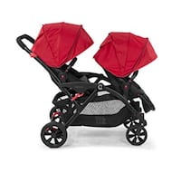 Baby's red and black stroller Lexington, 29073