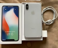 iPhone X, 64gb, Silver, MINT condition London, N6H 0H9