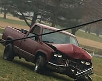 1989 chevy 1500 (totaled) NORTHVERNON