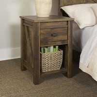 Farmington 1 Drawer Nightstand  (set of 2)  (L x W x H)  17.00 x 17.81 x 24.44 Inches  $159.00  Sweet November Sale!!!! JM Houston, 77092
