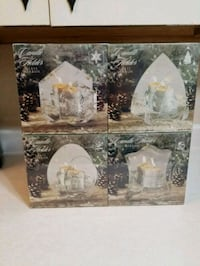 Candle holders 4 pack Winnipeg, R3L 0T3