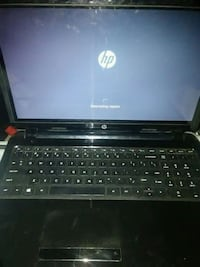 Hp touch smart laptop 1367 mi
