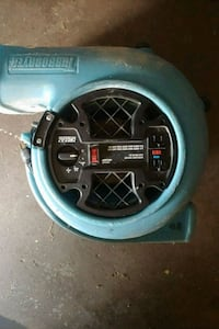 Turbo dryer - used Westminster