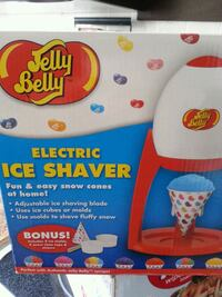Jelly Belly Ice Shaver for kids Toronto, M3L 1E9