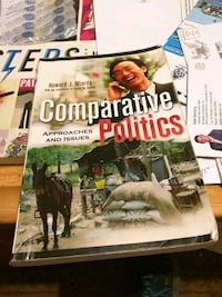 Comparative Politics: Approaches and Issues Jacksonville, 32206