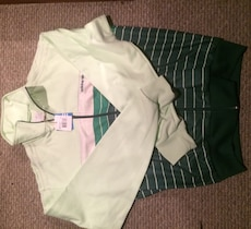 Adidas track jacket. New with tags