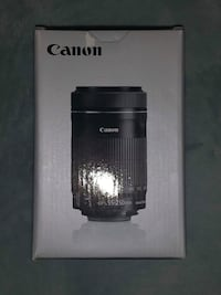 Canon Camera Lens Brand New With Box Gaithersburg, 20877
