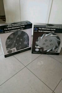 17 in wheel cover 4 PC!! Mississauga, L4W 3S8