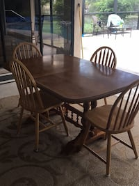 Table-Dinette with four chairs Cape Coral, 33914