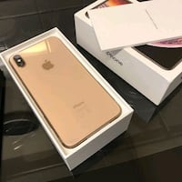 iphone xs max gold 64gb Vancouver