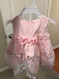 Baby Easter Dress (0-3 months) Baker, 70714