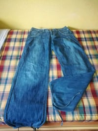 Pantalones anchos vaqueros Pull and Bear Móstoles, 28931