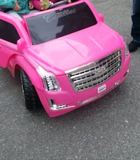BRAND NEW BARBIE RIDE ON NEED GONE ASAP