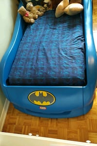 Batmobile bed Laval, H7W 4R1