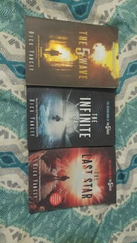 The 5th Wave Complete Series New Westminster, V3L 1J2