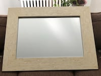 Mother of pearl mirror from Pottery Barn,  like new condition. Toronto, M4G 3M5