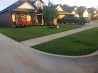 Lawn mowing Norman