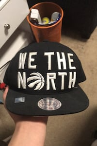 Mitchell ness hat we the North