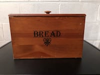 Bread Box Vintage Solid Edgewater, 21037