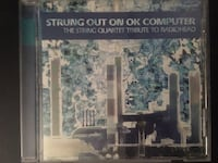 The Section* – Strung Out On OK Computer (The String Quartet Tribute To Radiohead) (CD)