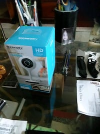 Brand new in the box Wi-Fi camera you can watch your home or car