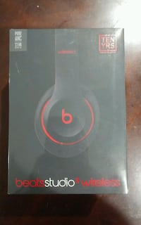 BeatsStudio3 Wireless Beats By Dre Brand New Surrey, V3V 7A6