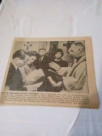News paper clipping Omaha, 68110