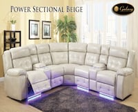 Electron Power Reclining Sectional On Sale Now! New York, 11435