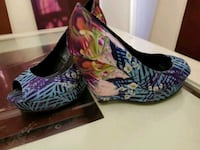 Size 8 Spring Wedges Calgary, T2X 3K2