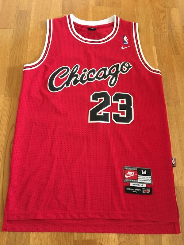 cheap for discount ff5ce 1dab6 Michael Jordan Nike Rookie Jersey Great Quality 100% Authentic Size M