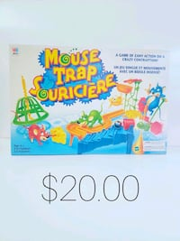 MOUSE TRAP BOARD GAME Brampton, L6T