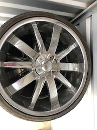5 lug 22' rims Rockville, 20850