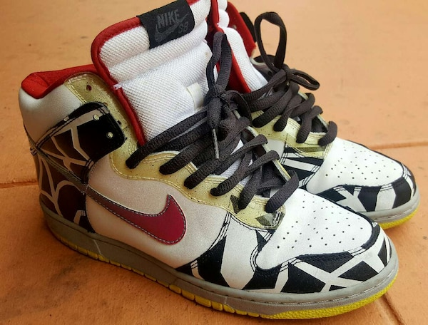 on sale 9d0b5 d7def Nike SB high Premium Thrashin Used