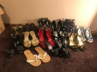 Guess shoes and heels lot Las Vegas, 89144