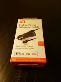 Brand New iPhone Car Charger  Pickering