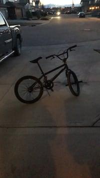 black and gray BMX bike Calgary, T3M 0H7