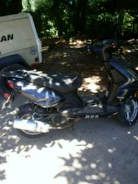 Glide moped decent condition