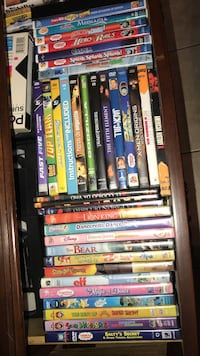 assorted DVD movie case lot New Orleans, 70124