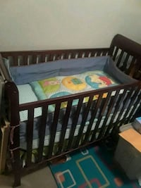 Crib to toddler to a twin size bed  Nampa, 83687