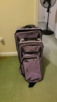 3 piece luggage Raleigh