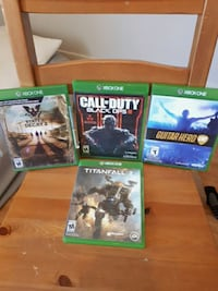 5$ Xbox One games