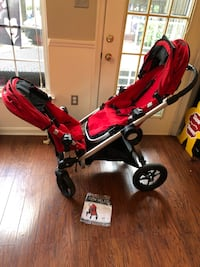 City Select stroller-purchased 6 years ago new for $700-in great condition 25 km