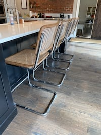 Restoration Hardware Counter Chairs or Stools (5) Reston, 20191