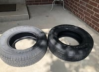 Two winter tires 235/70 R16 Mississauga